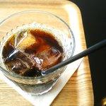 コラソンカフェ - アイスコーヒー¥480