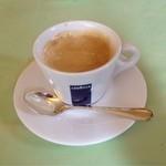 アレーナ・ロッサ - コーヒー