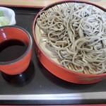 渋谷食堂 - もりそば