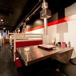 コスコス - 1階は最大75名様までOK!焼肉飲み会におすすめです。最初にエントリーするとお料理が原価でOK