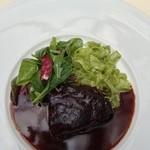 コジト - お肉メイン 牛肉ホホ