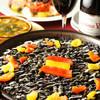 ラ・タペリア - 料理写真:イカの食感とイカスミの濃厚な味わいくせになる、カタルーニャ地方のパエージャ