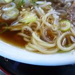 17636345 - 麺とスープ
