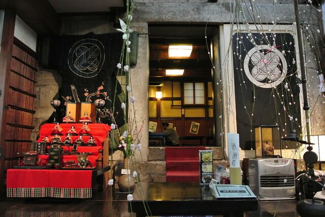 小樽蕎麦屋 籔半>