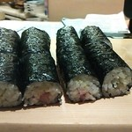 トキワ寿司はなれ - 鉄火、カッパ
