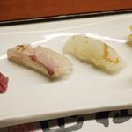 """17637280 - 造り""""炙り寿司"""""""