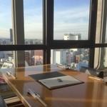 橙家 - 空気が澄んだ日のお昼は遠く富士山や浅間山まで眺望出来ます。
