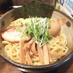 つけ麺 椿 - 特製辛つけ麺1100円