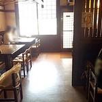 日田まぶし千屋 - 趣きのある店内で落ち着けます