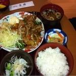 座楽 - 定番焼肉定食☆