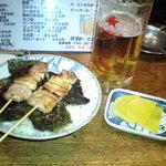 とんちゃん - 焼き鳥(豚串)弁当