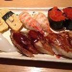 海座 - 寿司いろいろ