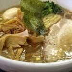 喜奴屋 - 塩(細麺)