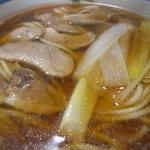 増田屋 - 料理写真:鴨南蛮そば 800円アップ