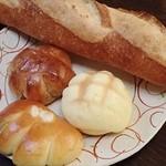 ゆずきのパン家 - 料理写真: