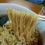 いぬい - 麺リフト