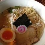 銀座 五行 - 塩麺