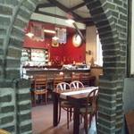 cafe KO-BA - 素敵な店内です