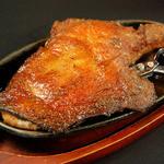 一鴻 - 料理写真:豪快にガブリと食べていただきたい一品。専用のハサミもご用意しております。