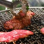 焼肉革命 牛将 - カルビ680円