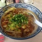 ラーメンハウス - サンマー麺(2013年3月)