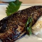 三州屋 - 鯖の塩焼き