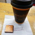 ゴディバ ショコイスト - コーヒー
