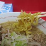 みずき - 中太縮れ麺(小林製麺)160g