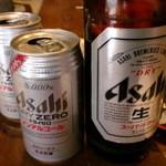 17651130 - 瓶ビールは大瓶