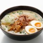 ら~麺処 豪屋 - 料理写真:当店一番人気のトロ肉みそら~めん(850円)