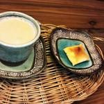 うちカフェ みけ - 料理写真:相方のミルクジンジャーティです