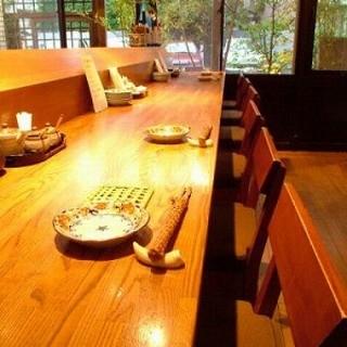 【隠れ家和食の店】旬の食材をふんだんに使った料理と旬の酒で感じる「和」