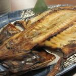 魚や一丁 - さばの開きアップ