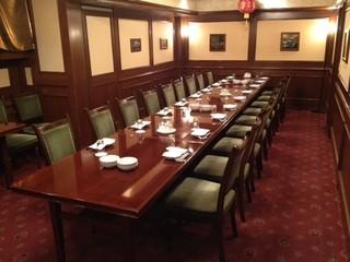 チャイナRai 中国料理 - 落ち着いた完全個室で24名様まで着席できます