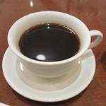 cafe chou chou - フリードリンクのコーヒー