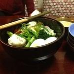 小樽旬菜 華かぐら - サラダ