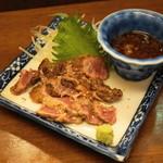清水 HONTEN - 2013.2 ハラミぽん酢(590円)