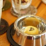ドッグガーデンカフェ - ワンコ用のパン