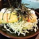 博多もつ鍋 がんこ - 明太玉子焼き