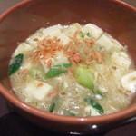 17659710 - 白麻婆豆腐