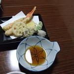 瀬登 - 料理写真:天ぷら