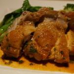 椿サロン - 鶏肉のグリル(ディナー)