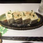 17660898 - 横浜みやぎや 特選豆腐の冷奴