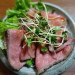 Tajimabifuhamada - ローストビーフ