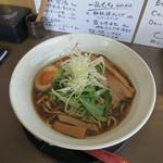 麺屋一耕 - 一耕@うまくち醤油 750円