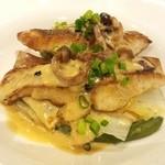 Sucre - 真鯛のポアレ ランチ