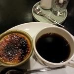 17665355 - ブリュレ、コーヒー ランチ