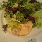 17665365 - サラダとハムとニョッキのテリーヌ
