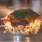 広島風お好み焼 ピックアップ - ランチお好み焼き 700円 700円 【 2013年3月 】