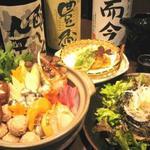 醸し屋 素郎slow - 是非!歓送迎会に満足お宴会料理コース各種ご用意しております!お1人3000円より。